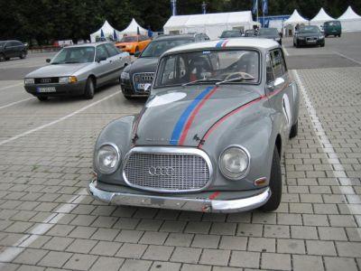 100 Jahre Audi Ingolstadt 2009 002