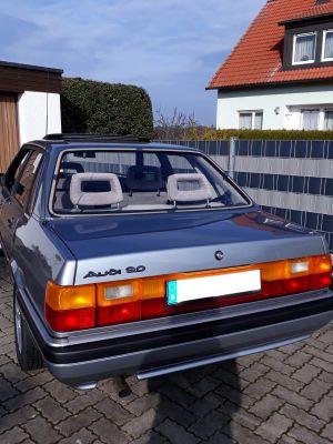 Audi 90 von Jürgen 04
