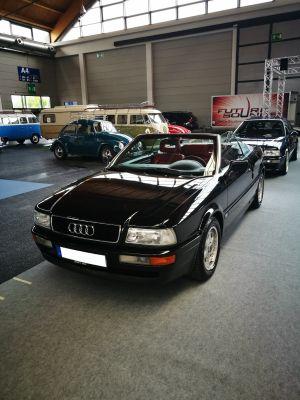 Audi Cabrio vom Jörg 01