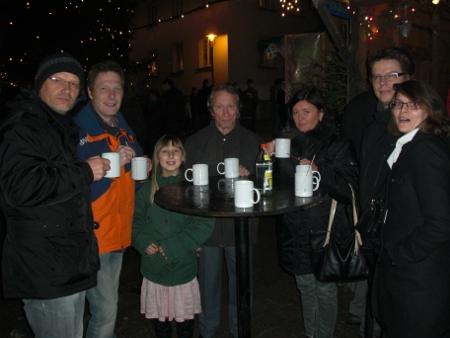 ACN – Weihnachtsfeier 2014